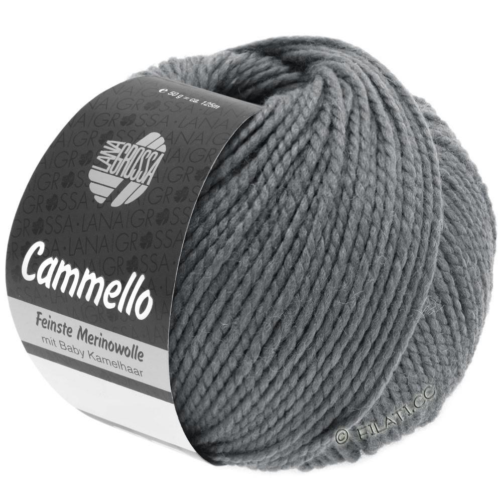 Lana Grossa CAMMELLO | 15-mørkegrå