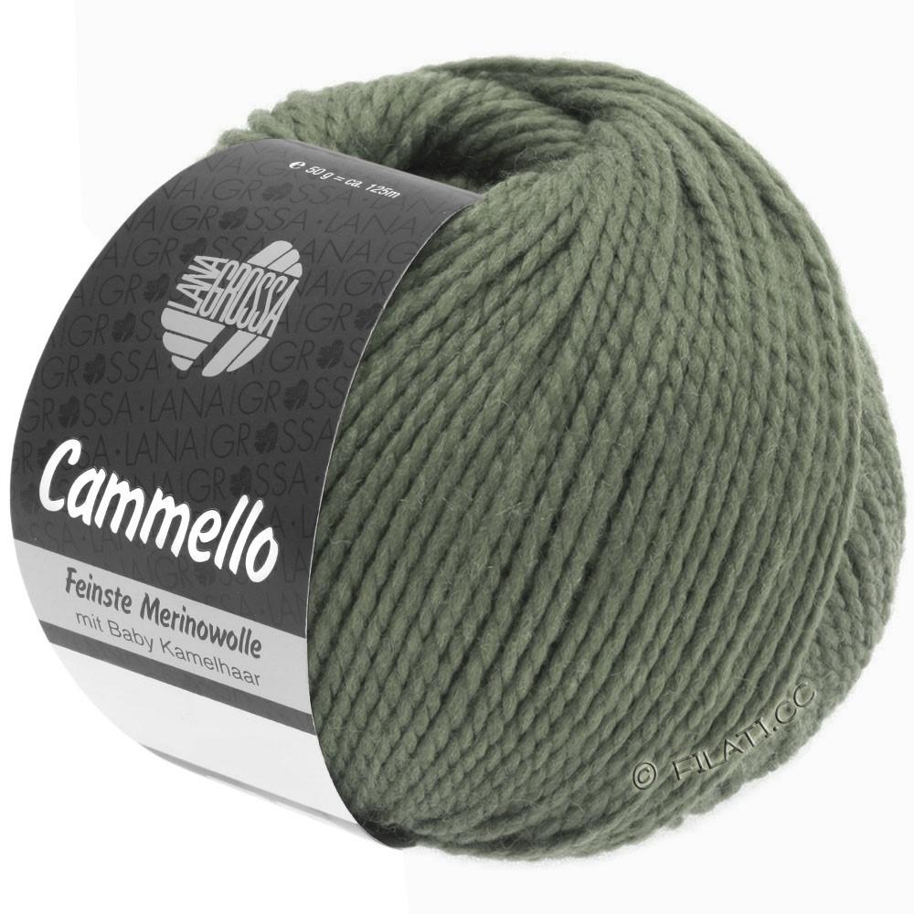 Lana Grossa CAMMELLO | 20-resedagrøn