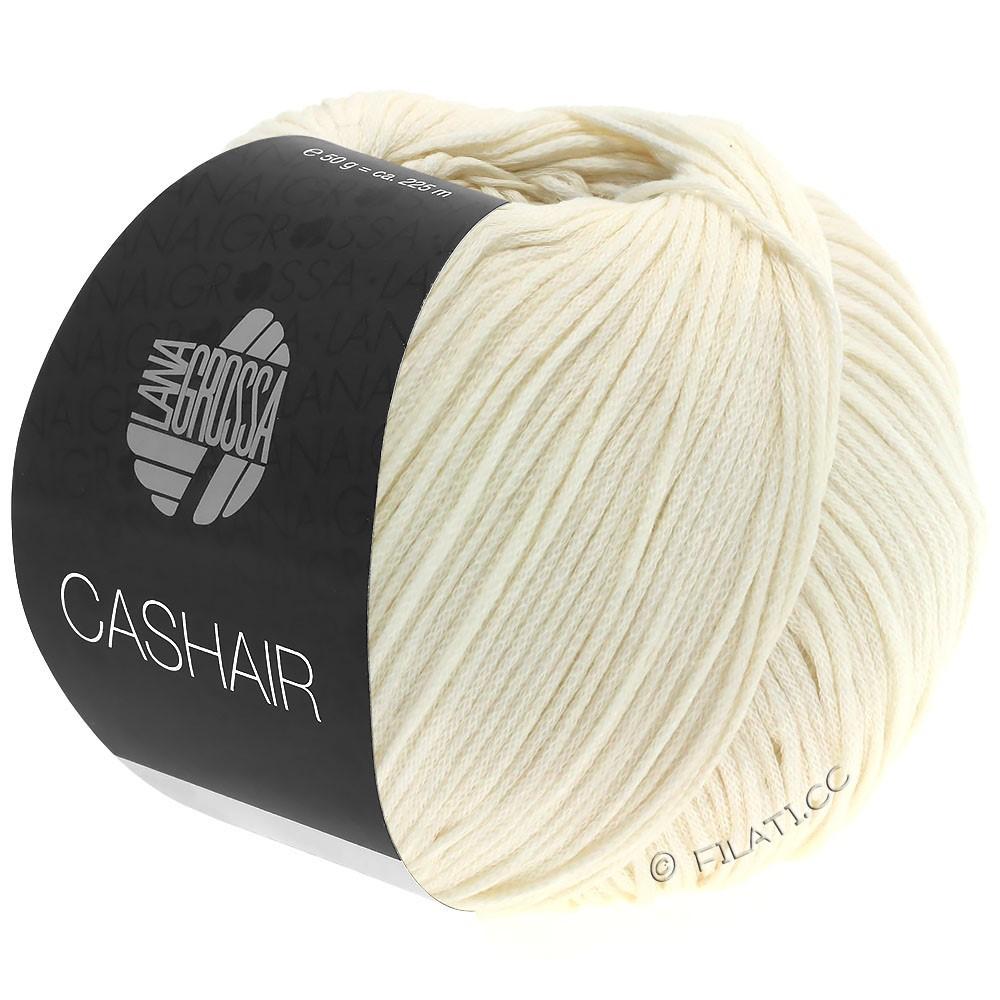 Lana Grossa CASHAIR | 01-natur