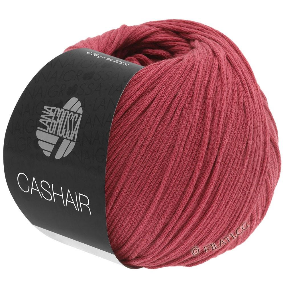 Lana Grossa CASHAIR | 04-marsala rød