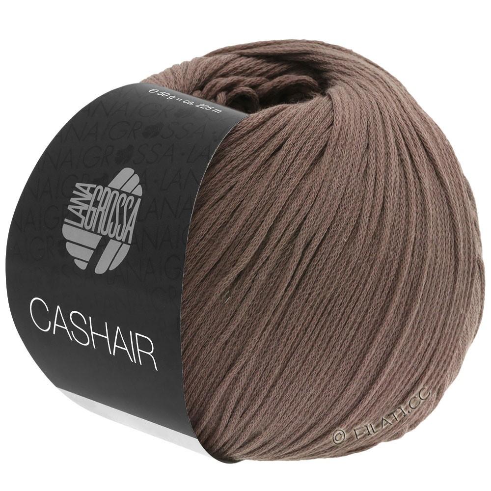 Lana Grossa CASHAIR | 11-gråbrun