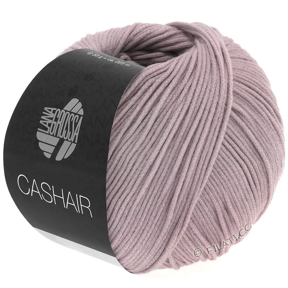Lana Grossa CASHAIR | 12-grå purpur