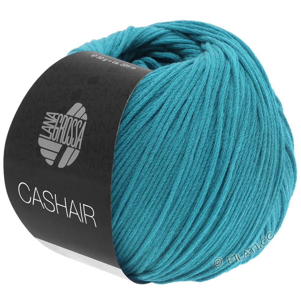 Lana Grossa CASHAIR | 13-petrol blå