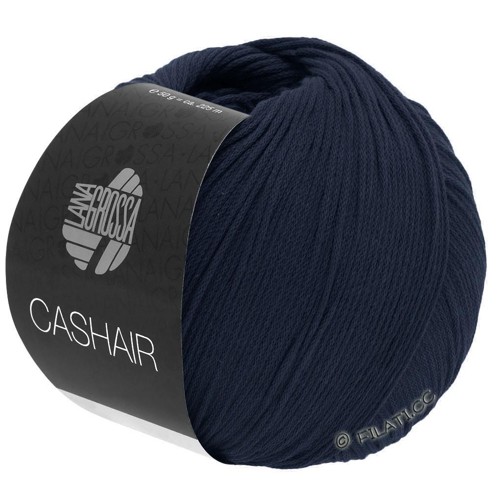 Lana Grossa CASHAIR | 15-natblå