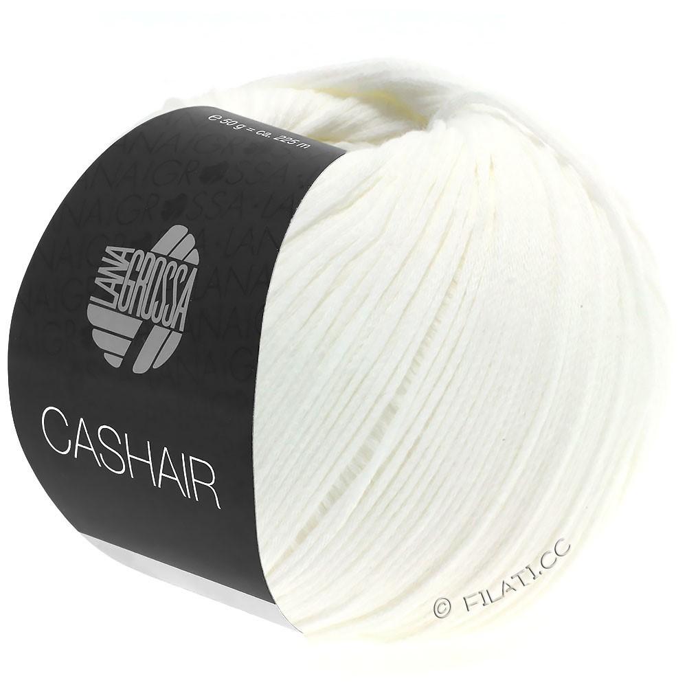 Lana Grossa CASHAIR | 16-hvid