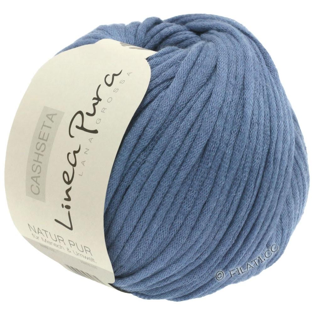 Lana Grossa CASHSETA (Linea Pura) | 11-jeans blå