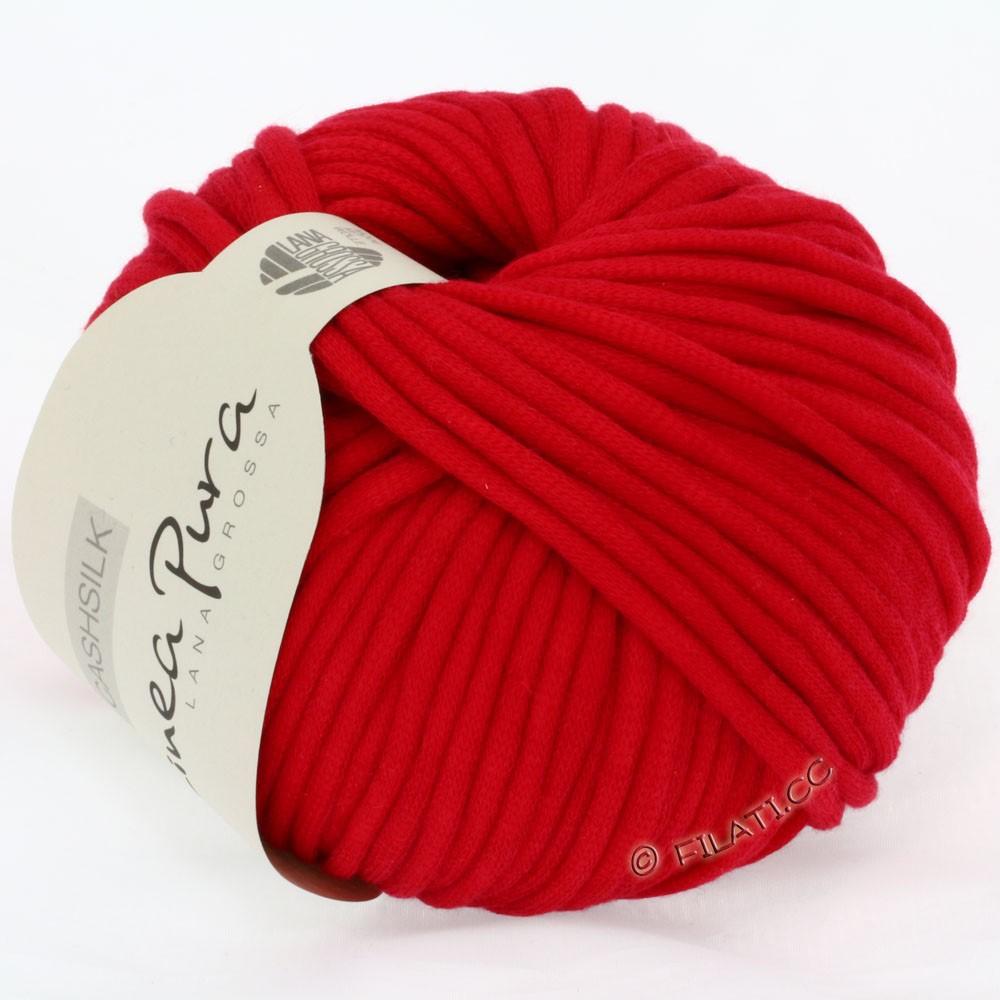 Lana Grossa CASHSILK (Linea Pura) | 02-rød