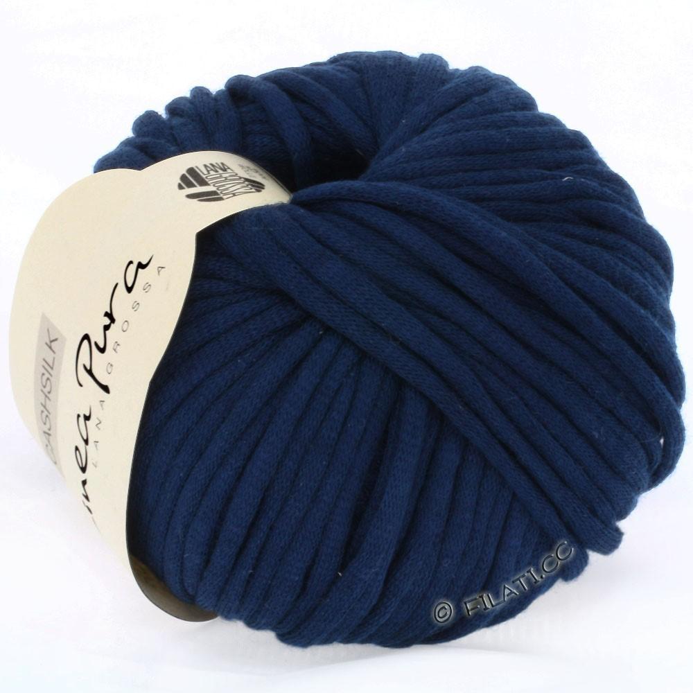 Lana Grossa CASHSILK (Linea Pura) | 14-natblå