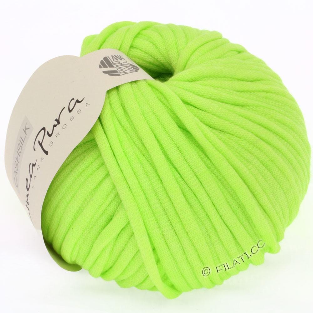 Lana Grossa CASHSILK (Linea Pura) | 24-gulgrøn