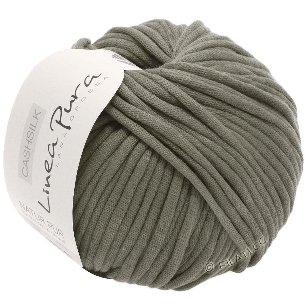 Lana Grossa CASHSILK (Linea Pura) | 58-gråbrun