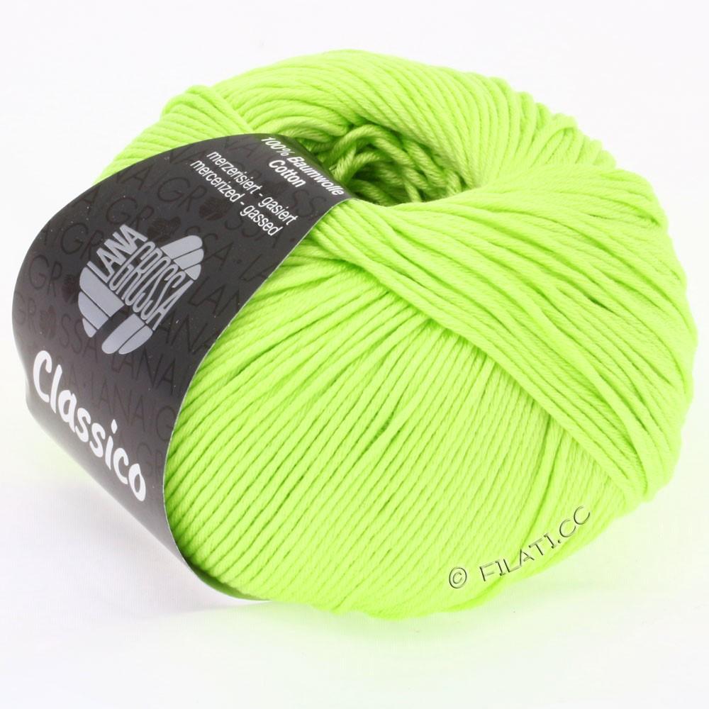 Lana Grossa CLASSICO Uni   13-gulgrøn