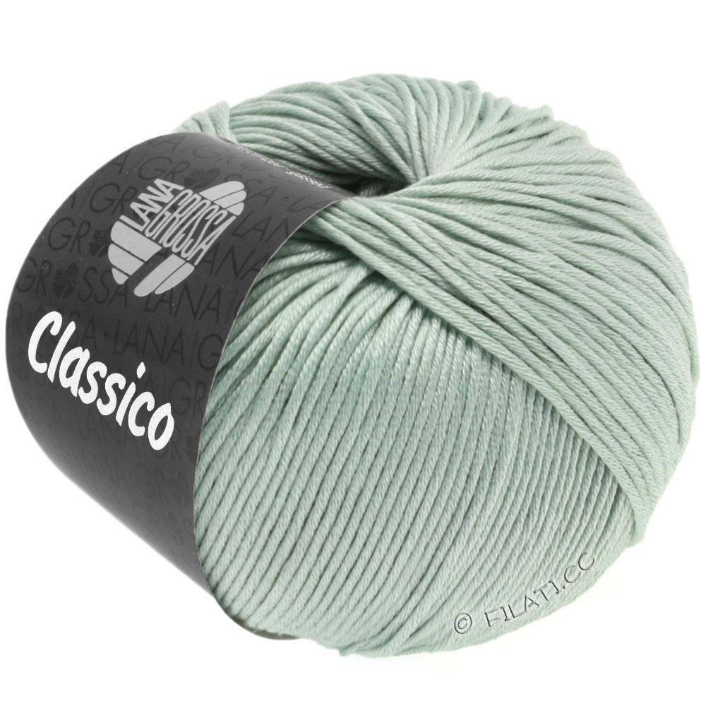 Lana Grossa CLASSICO Uni   38-grågrøn