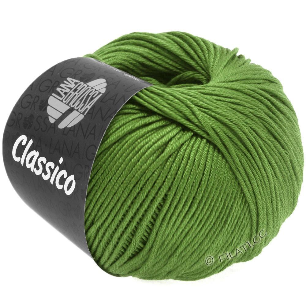 Lana Grossa CLASSICO Uni   48-lysegrøn