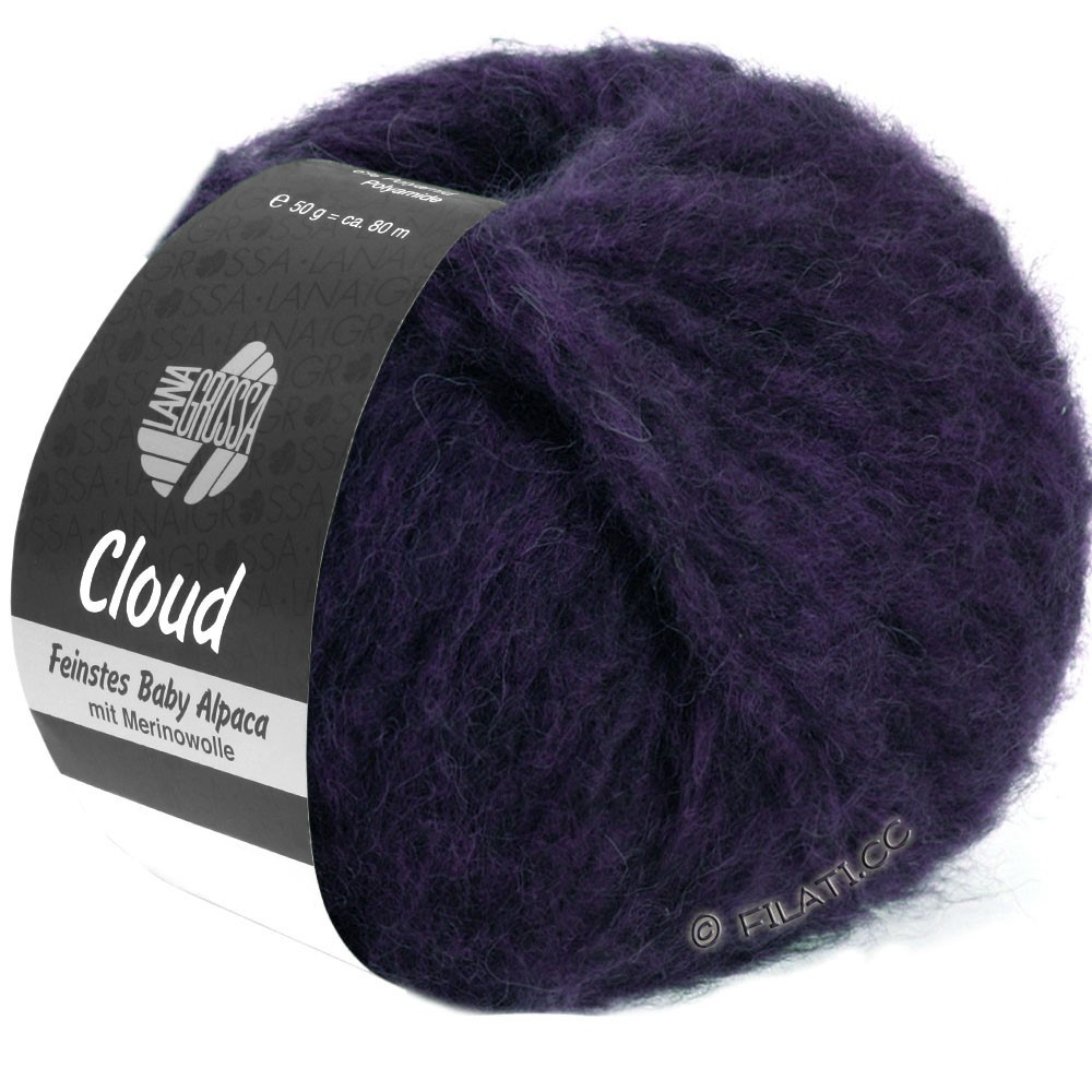 Lana Grossa CLOUD | 26-blåviolet