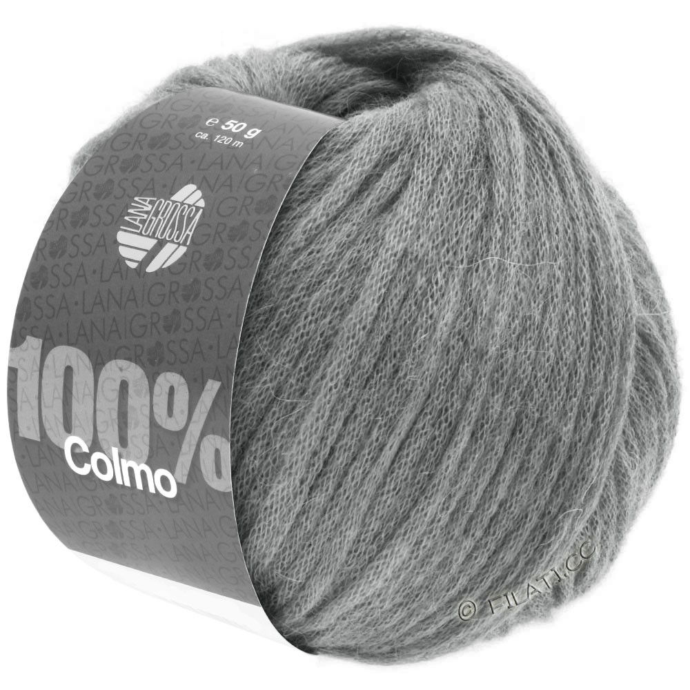 Lana Grossa COLMO | 03-mørkegrå