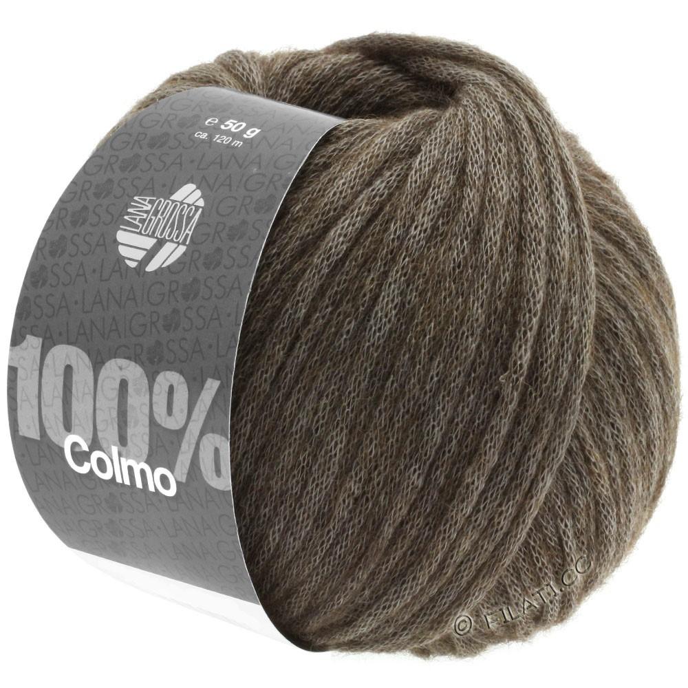 Lana Grossa COLMO | 06-gråbrun