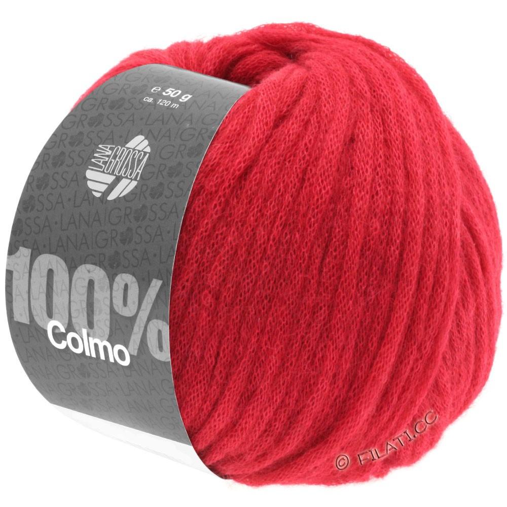 Lana Grossa COLMO | 08-rød