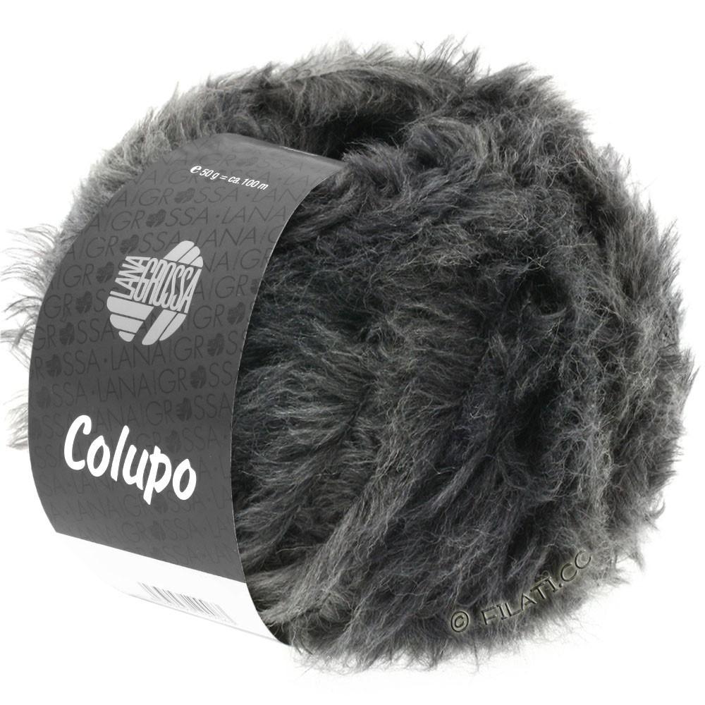 Lana Grossa COLUPO | 04-antracit/mørkeblå