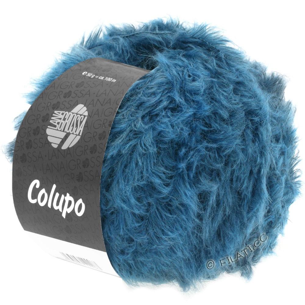 Lana Grossa COLUPO | 10-jeans/mørkeblå