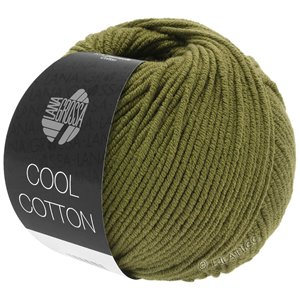 Lana Grossa COOL COTTON | 12-oliven