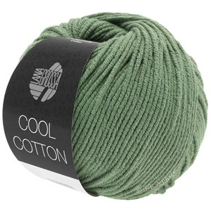 Lana Grossa COOL COTTON | 13-resedagrøn