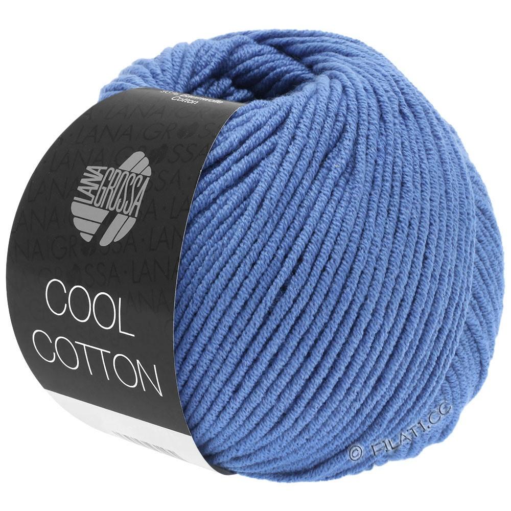 Lana Grossa COOL COTTON | 16-kongeblå