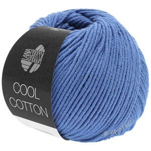 Lana Grossa COOL COTTON | 16-kongeblå