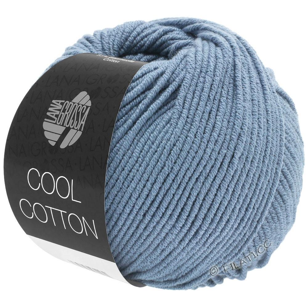 Lana Grossa COOL COTTON | 17-dueblå