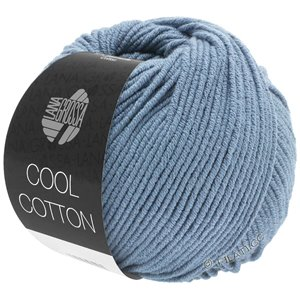 Lana Grossa COOL COTTON | 17-dueblå