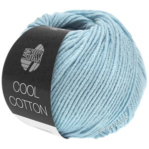 Lana Grossa COOL COTTON | 18-lys blå