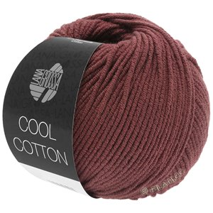 Lana Grossa COOL COTTON | 29-burgund