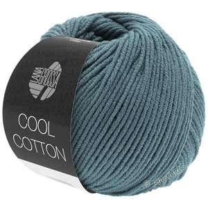 Lana Grossa COOL COTTON | 31-røgblå