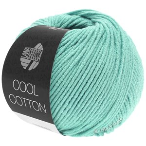 Lana Grossa COOL COTTON | 32-pastelturkis