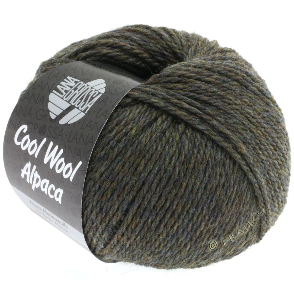 Lana Grossa COOL WOOL Alpaca | 11-mudder