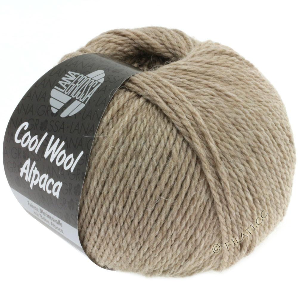 Lana Grossa COOL WOOL Alpaca | 12-beige
