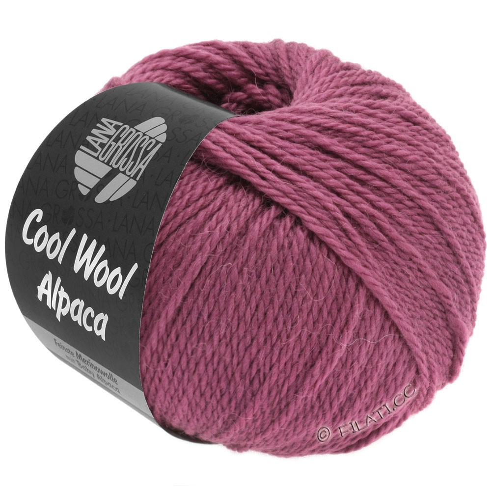 Lana Grossa COOL WOOL Alpaca | 25-bær
