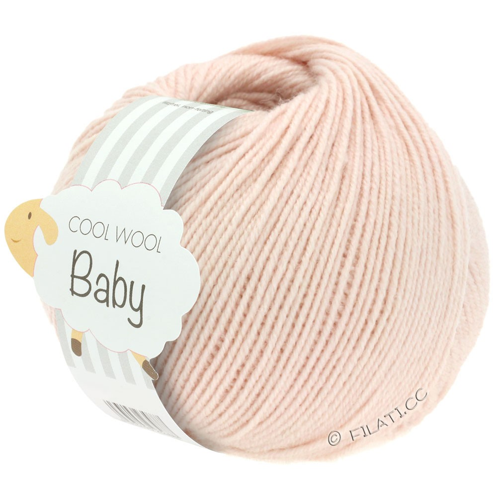 Lana Grossa COOL WOOL Baby 25g | 267-sartrosa