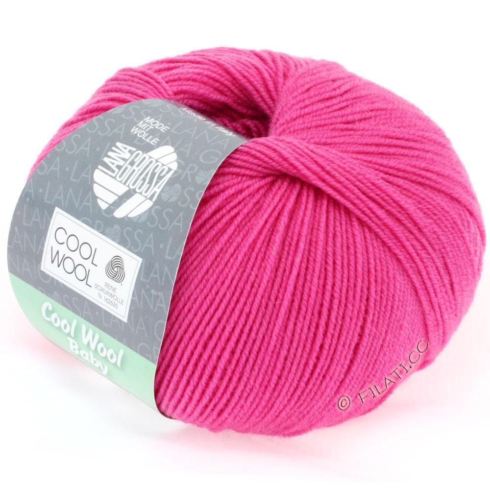Lana Grossa COOL WOOL Baby | 225-pink