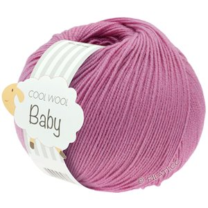 Lana Grossa COOL WOOL Baby 50g | 242-lyng