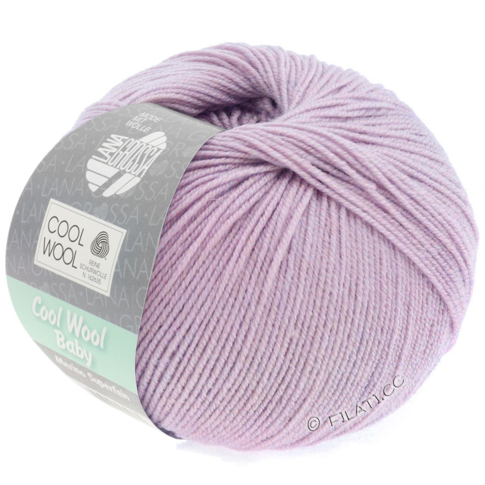 Lana Grossa COOL WOOL Baby Uni/Degradé | 258-katost