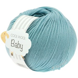 Lana Grossa COOL WOOL Baby 50g | 261-mint