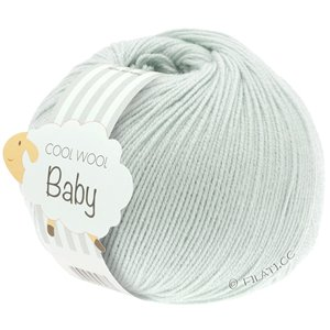 Lana Grossa COOL WOOL Baby 50g | 265-lysegrøn