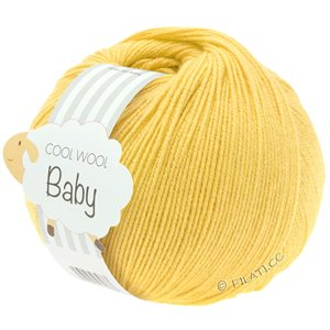 Lana Grossa COOL WOOL Baby 50g | 273-gul
