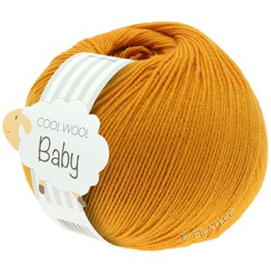 Lana Grossa COOL WOOL Baby 50g | 275-orange