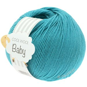 Lana Grossa COOL WOOL Baby 50g | 277-turkis