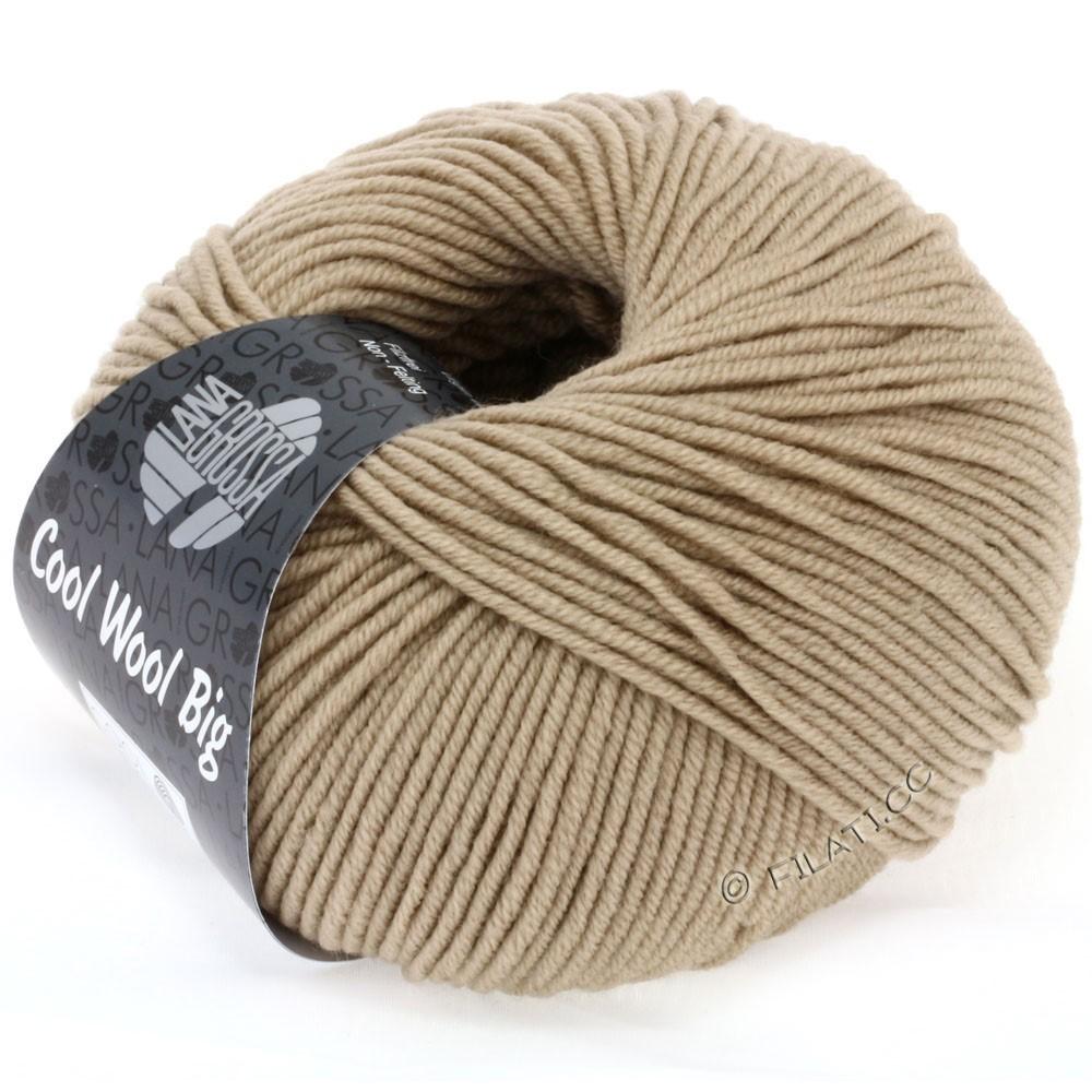 Lana Grossa COOL WOOL Big  Uni/Melange | 0685-sand