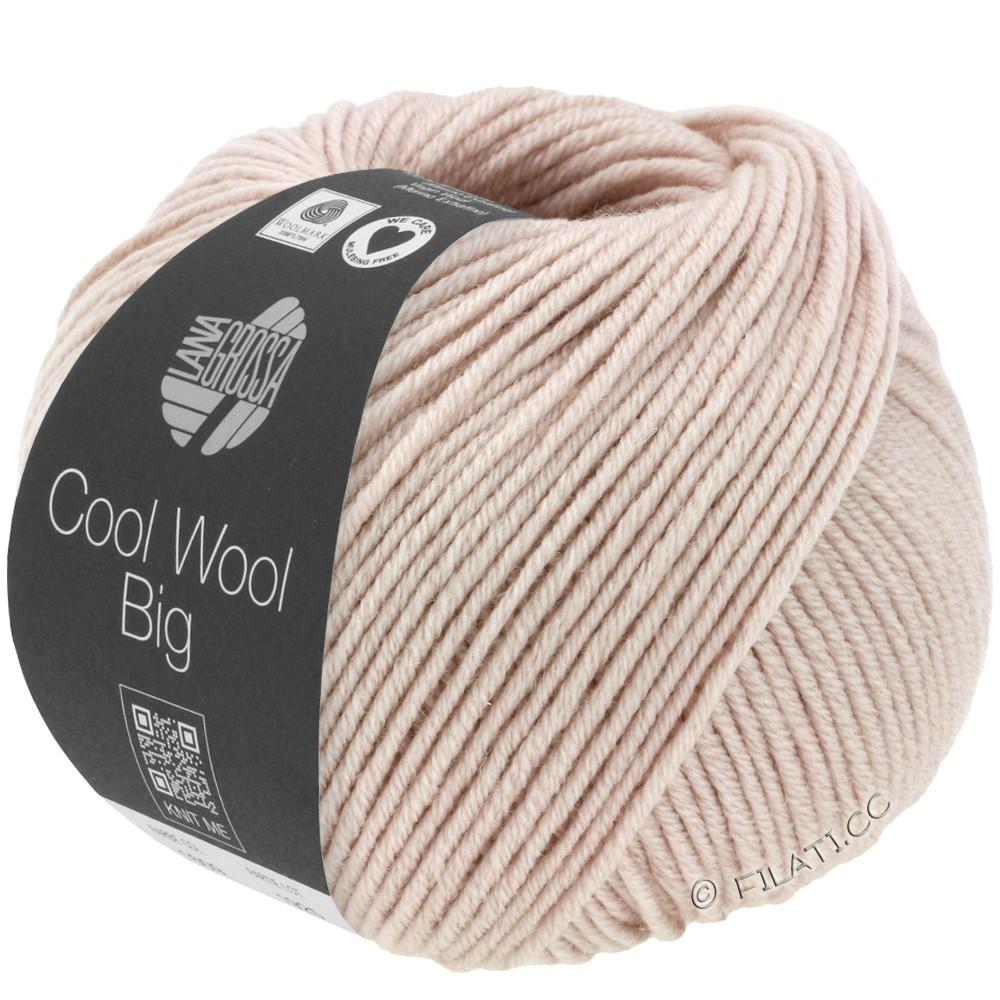 Lana Grossa COOL WOOL Big  Uni/Melange | 0945-beige