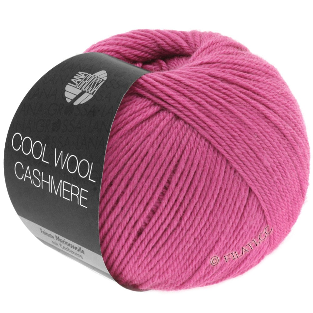 Lana Grossa COOL WOOL Cashmere   03-pink