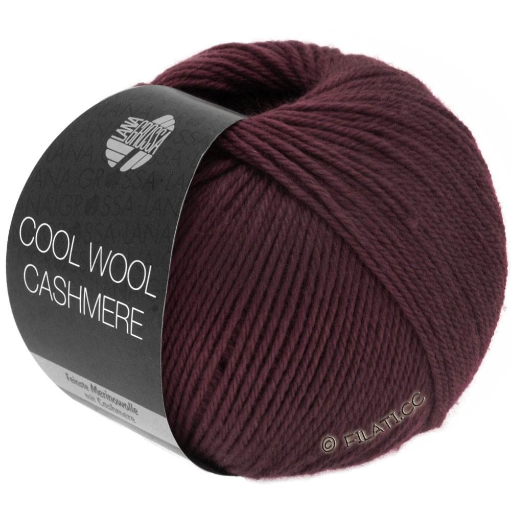 Lana Grossa COOL WOOL Cashmere | 20-burgund