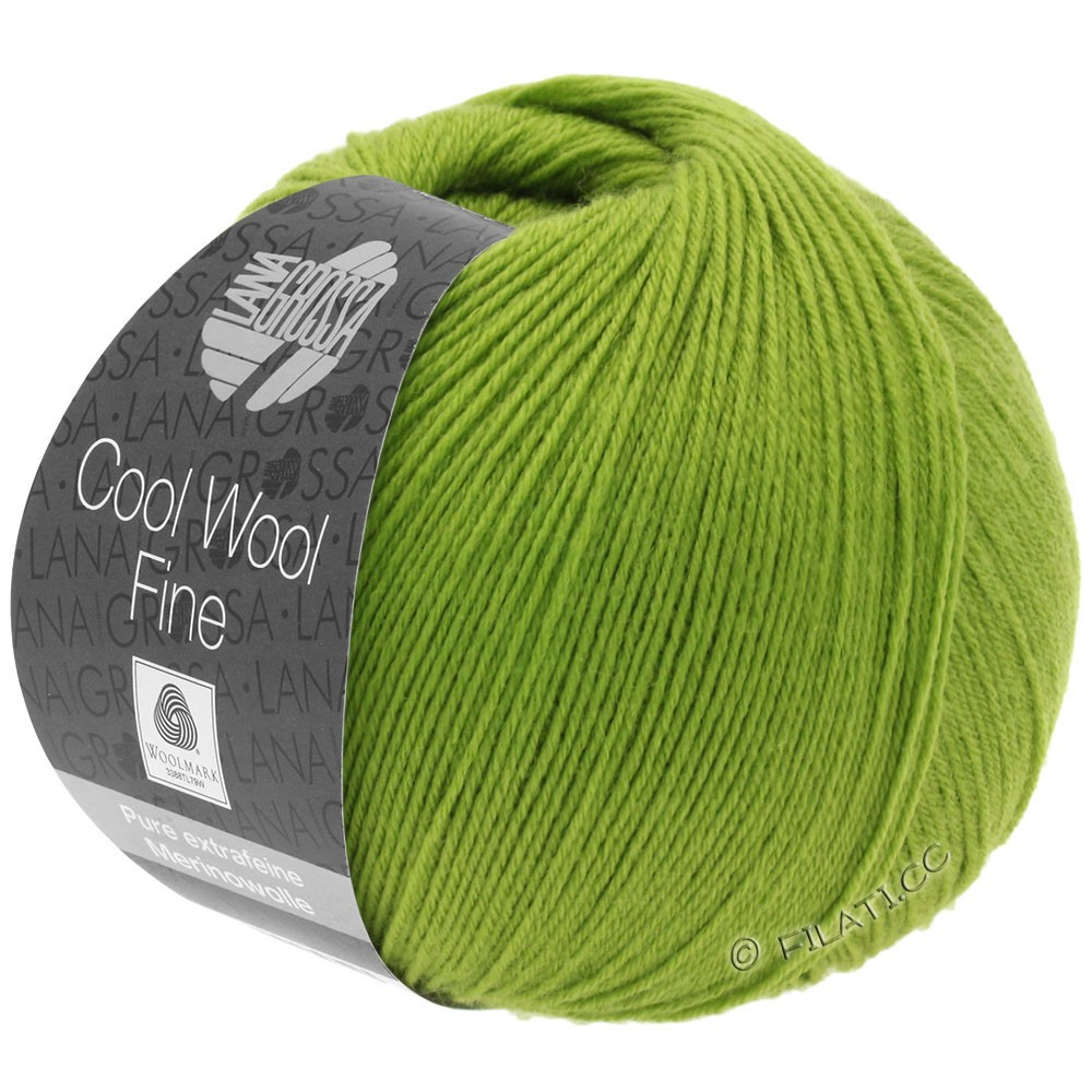 Lana Grossa COOL WOOL Fine | 23-lime